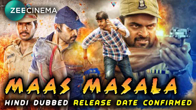 Mass Masala Hindi Dubbed Full Movie