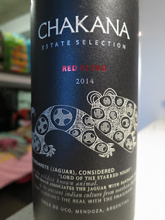 Chakana Estate Selection Red Blend 2014 (89 pts)