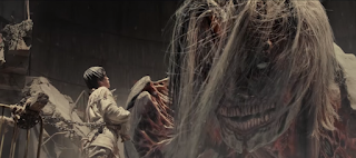 Screenshot Movie Attack On Titan Part 2: End Of The World (2015) Subtitle Bahasa Indonesia 3gp