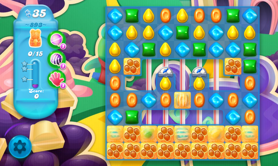 Candy Crush Soda Saga 893