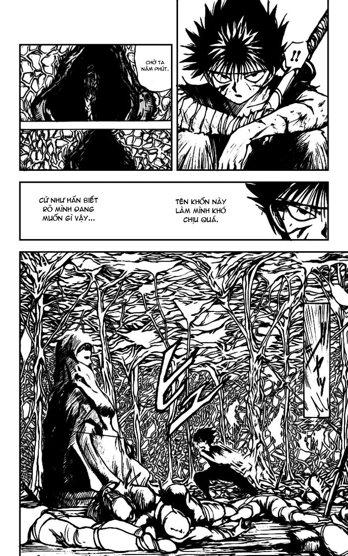Hành trình của Uduchi chap 159: năm của hiei (phần 1) trang 8