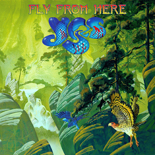 Yes - 'Fly from Here' CD Review (Frontier Records)