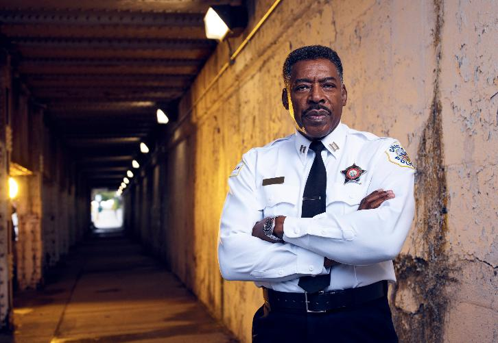 SpoilerTV Interview with Ernie Hudson