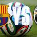 مباراة برشلونة ويوفنتوس ب--انتهت المباراة بالتعادل 0-0