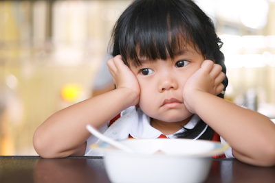 كيفية التعامل مع فقدان الشهية عند الأطفال