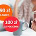 190 zł premii za konto w ING Banku Śląskim (+ 100 zł za polecenie!)