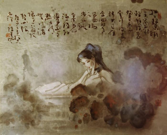 Chendgu, Li Qinzhao, © L. Gigout, 1990