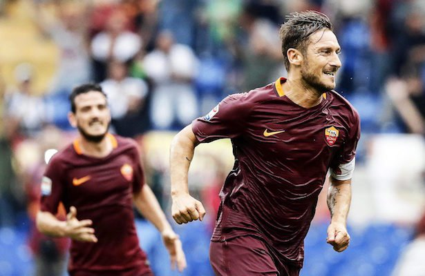 Roma Sampdoria 3-2 Highlights commento Zampa