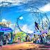 SeaWorld San Diego anuncia Electric Eel, nova montanha russa de lançamento para 2018