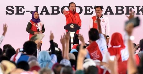 Presiden Jokowi Pantau dan Awasi Sertifikasi Tanah di DKI Jakarta, Ini Penyebabnya