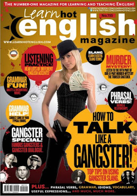 Hot English Magazine - Number 155