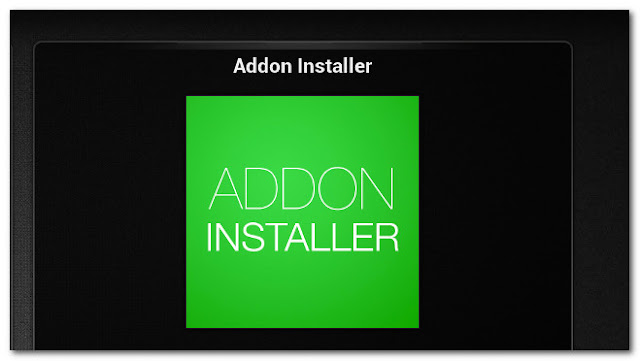 Programs - Add-ons ADDON Installer For IPTV XBMC | KODI