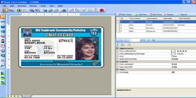 Download Aplikasi Pembuat ID Card
