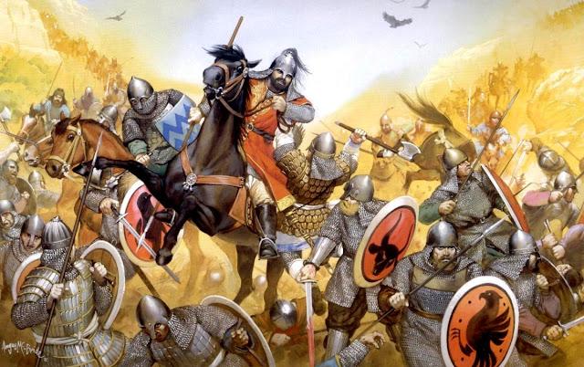 Malazgirt Meydan Muharebesi ile ilgili görsel sonucu