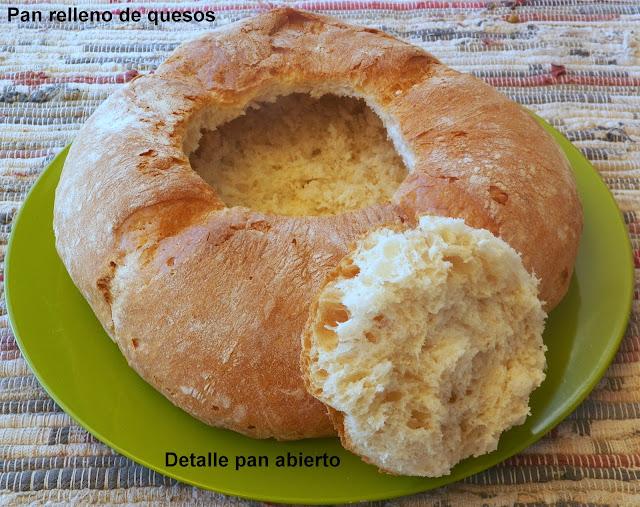 pan relleno de quesos 02