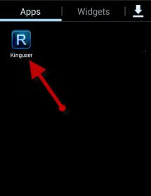 Ikon Kinguser Root Android Tanpa PC Genius