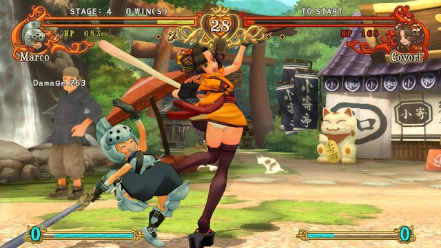 Battle Fantasia Revised Edition Screenshot-4