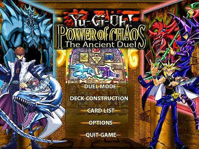 Yu-Gi-Oh! Power of Chaos - The Ancient Duel