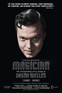 Watch Magician: The Astonishing Life and Work of Orson Welles Online Free in HD