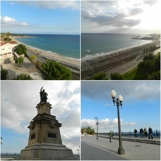 Um dia em Tarragona - o que ver além das ruínas romanas - Balcão do Mediterrâneo