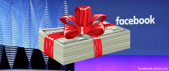 Facebook al mundo donaciones dinero