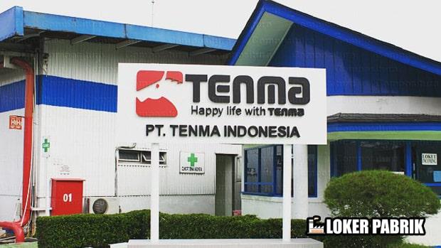 Pabrik PT. Tenma Indonesia