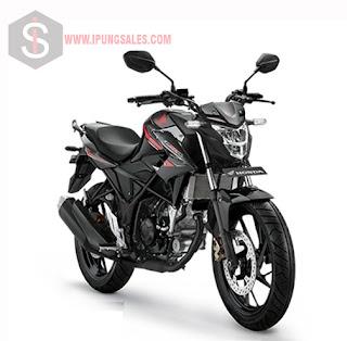 Honda-CB150R-Macho-Black
