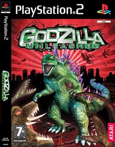 Godzilla Unleashed Cover