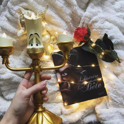 L'histoire de la bête Serena Valentino Coin des licornes Blog littéraire Toulouse
