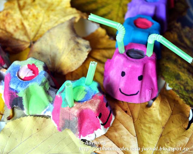 omide, craft pentru copii