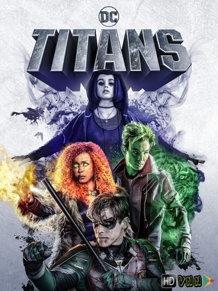Biệt Đội Titan Phần 1