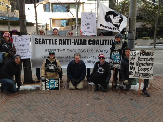 Seattle Antiwar Coalition