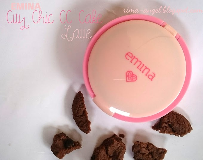 Review Emina City Chic CC Cake Latte