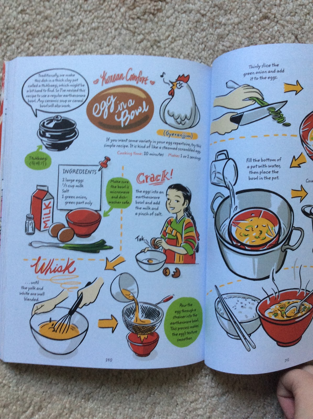 Nescas nook cook korean a comic book recipe book by robin ha for purchase here httpsamazoncook korean comic book recipes dp1607748878refsr11ieutf8qid1470333766sr8 1keywordscookkorean forumfinder Image collections