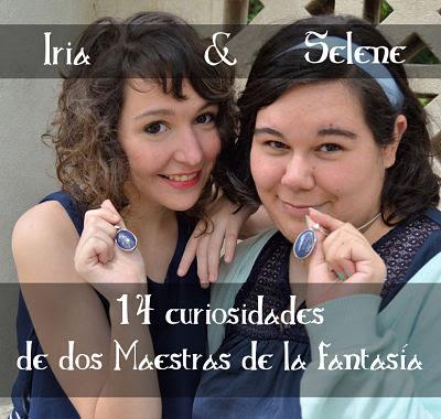 Iria G. Parente, Selene Pascual. Curiosidades, literatura fantástica juvenil