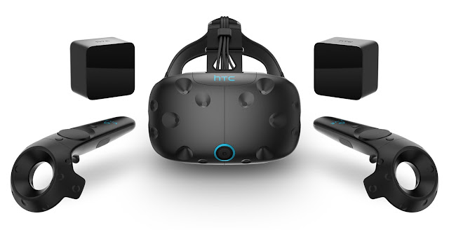HTC Vive Business Edition VR Headset Launched in India: Price, Specifications, Features