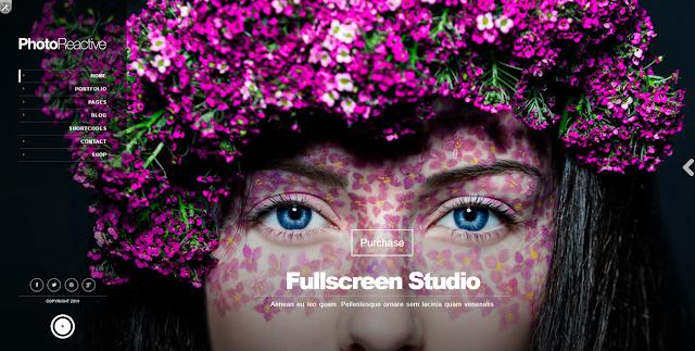Create a Photographer Portfolio Website 2018