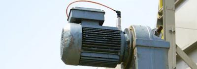 Sensor de vibración en motor eléctrico