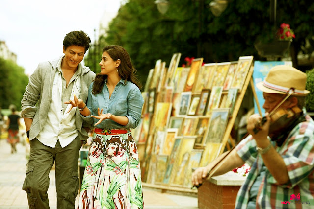 Shah Rukh Khan and Kajol in Rohit Shetty's Dilwale