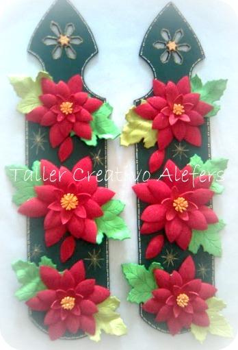 Alefers tienda on line adornos de pared for Elaboracion de adornos navidenos