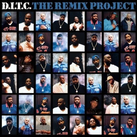 D.I.T.C. - The Remix Project (Mixtape)