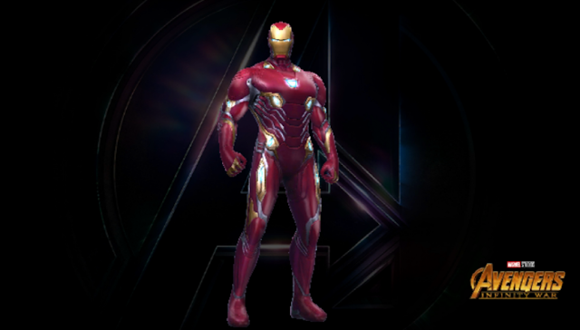 Iron Man menjadi hero blast terkuat di Marvel Future Fight