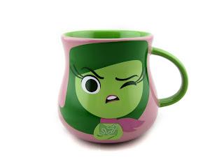 disney store disgust mug