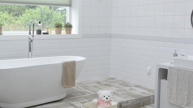 The Bathroom Helps Reduce Stress