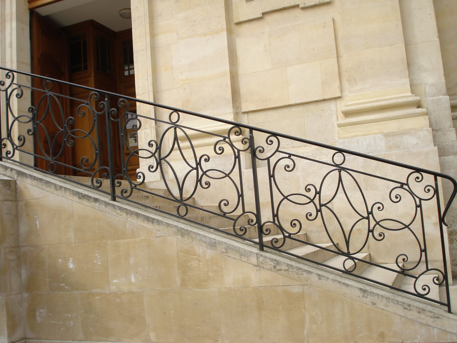 STARFISH DESIGNS: Wrought Iron Accents