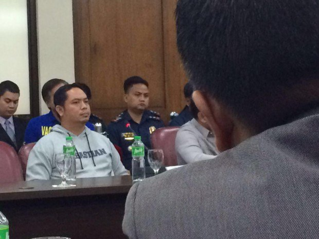 Sebastian admits personally giving P2-M to De Lima