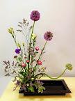 Ikebana... inspiracja na nasz stół