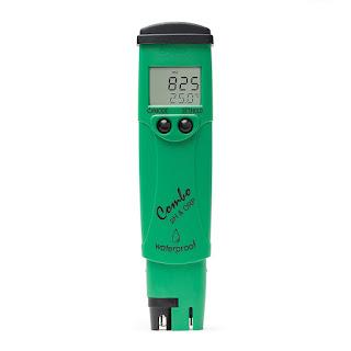 Jual pH + ORP + Temperature Combo Meter HANNA HI98121