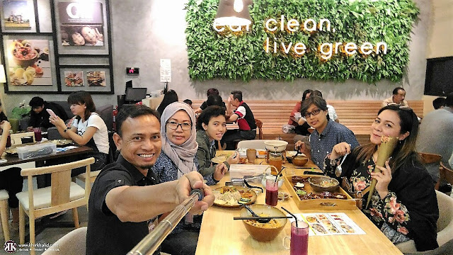 BMS Organic, blogger, Sky Avenue,
