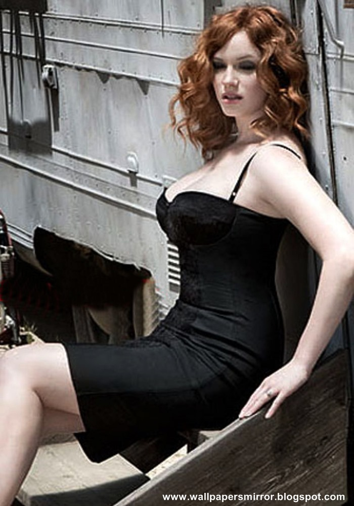 Unseen Girl Wallpaper Christina Hendricks Hot Unseen Hd Wallpapers Sri Krishna